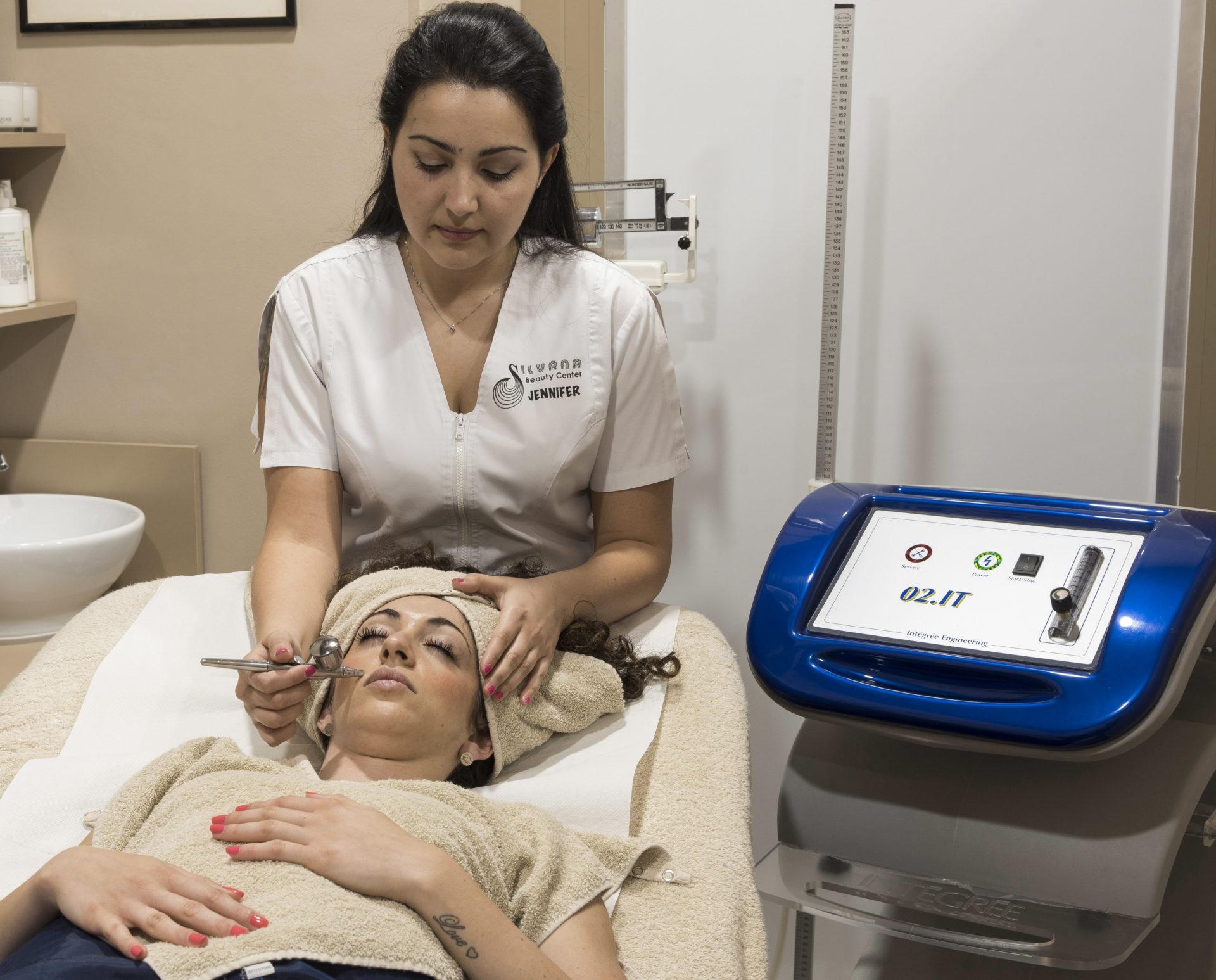Ossigenoterapia-Viso-centro-estetico-torino-silvana-beauty-center